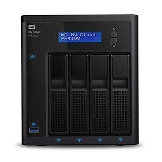 WD My Cloud Pro PR4100 Network Attached Storage