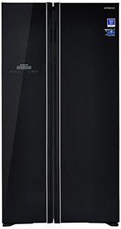 Hitachi R-S700PND2 - GBK 659 L Inverter Frost Free Side By Side Door Refrigerator