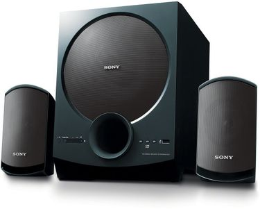 Sony SA-D20 C E12  2.1 Channel Home Theater System