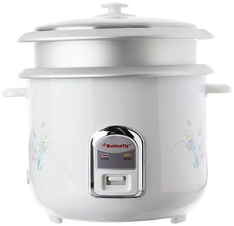 Butterfly Cylindrical 2.8 Ltr Electric Rice Cooker