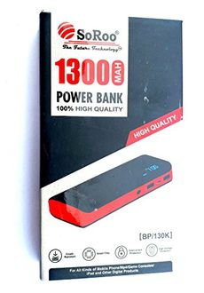 SoRoo BP/130k 13000mAh Power Bank