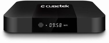 CUBETEK CBTX3 4K Portable Smart TV Box