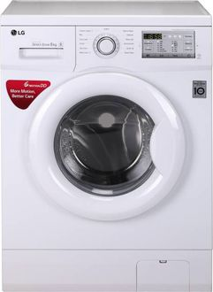 LG 6 Kg Fully Automatic Front Load Washing Machine (FH0FANDNL02)