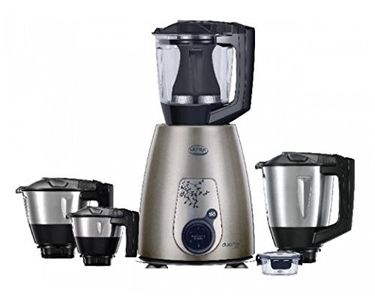 Elgi Ultra Dura Mix 750 W Mixer Grinder (4 Jars)