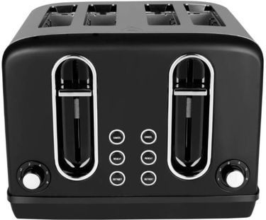Black & Decker BXTO0401IN 2300 W 4 Slice Pop Up Toaster