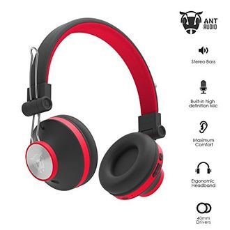 Ant Audio H82 On the Ear Bluetooth Headset