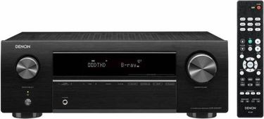 Denon AVR-X250BT 5.1 Channel AV Receiver