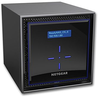 Netgear ReadyNAS RN424 Network Storage Device (Diskless)