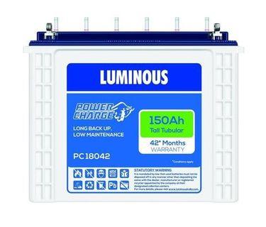 Luminous PC18042 150Ah Tubular Battery