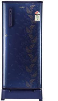 Whirlpool WDE 205 ROY 3S 190L Single Door Refrigerator (Fiesta)