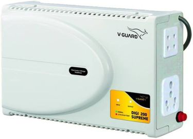 V-Guard Digi 200 Supreme Voltage Stabilizer