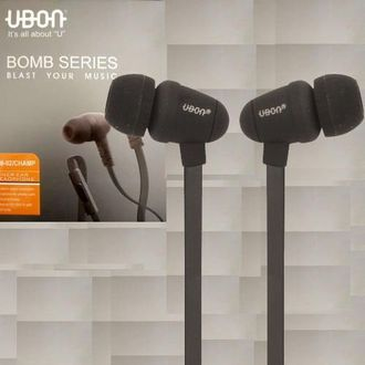 UBON BM-02/CHAMP Earphones