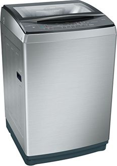 Bosch 10kg Fully Automatic Top Load Washing Machine (WOA106X0IN)