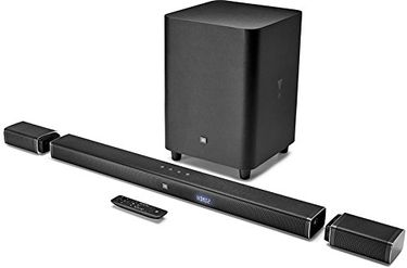JBL (JBLBAR51BLKEP) Bar  5.1 Channel Multimedia Speaker