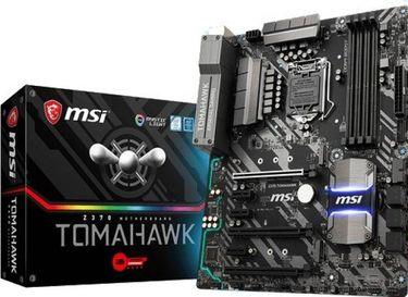 MSI Z370 Tomahawk DDR4 Motherboard