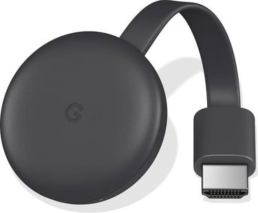 Google Chromecast 3 Media Streaming Device