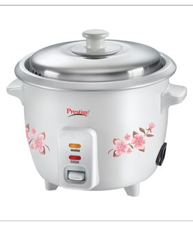 Prestige Delight PRWO 0.5 Litre Electric Rice Cooker