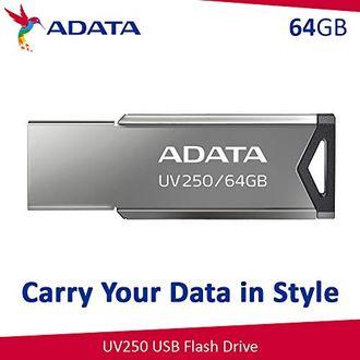 A-DATA Flash UV250 USB 2.0 64GB Pen Drive
