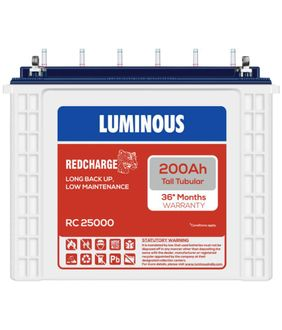 Luminous RC25000 200Ah Battery