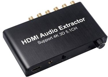 Microware Audio Extractor HDMI 5.1 Channel 4K Media Streaming Device