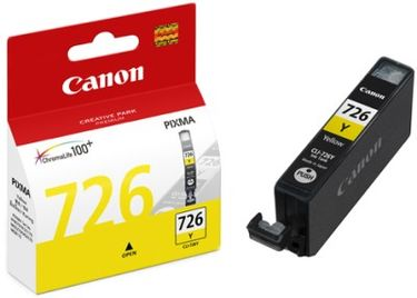 Canon CLI-726Y Yellow Ink Tank