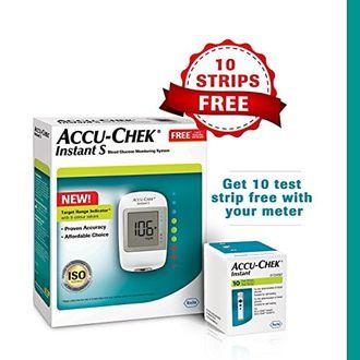 Accu-Chek Instant Blood Glucose Monitor