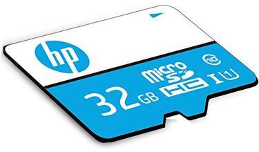 HP MI210 U1 32GB MicroSDHC Class 10 (80MB/s) Memory Card