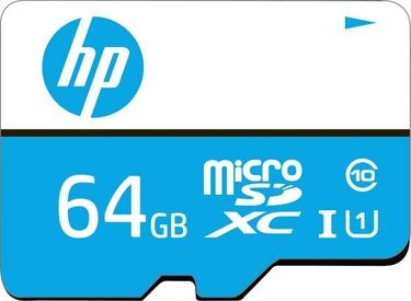 HP MX310 U1 64GB MicroSDXC Class 10 (80MB/s) Memory Card