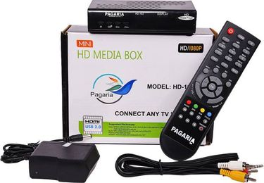 Pagaria HD-102 Full HD Portable Media Player