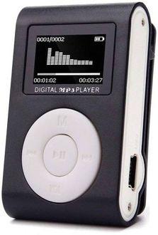 Suroskie 8GB Mini Digital MP3 Player (With Micro SD Slot)