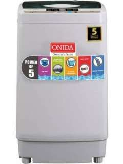 Onida 6.2 Kg Fully Automatic Top Load Washing Machine (Crystal T62CGN)