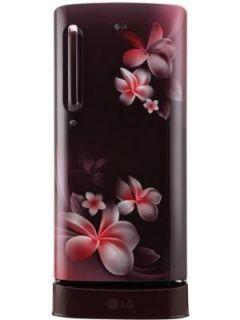 LG GL-D201ASPX 190 L 4 Star Inverter Direct Cool Single Door Refrigerator