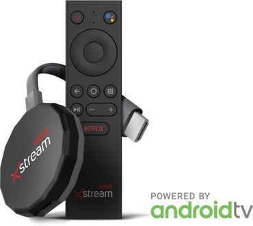 Airtel Xstream Smart Stick Media Streaming Device