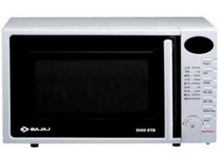Bajaj 2005 ETB 20 L Grill Microwave Oven