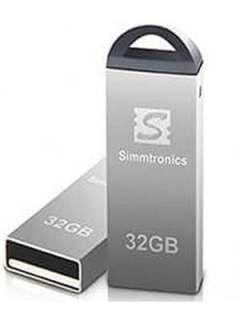 Simmtronics Metal 32GB USB 2.0 Pen Drive