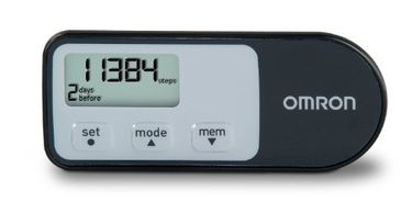 Omron Step Counter HJ-321 Pedometer