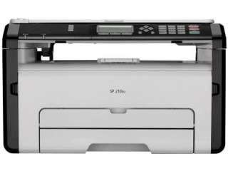 Ricoh SP 210SU Multi Function Laser Printer