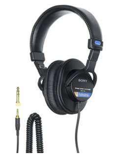 Sony MDR-7506 Headphone