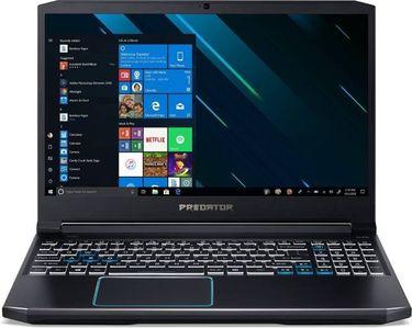 Acer Predator Helios 300 PH315-52 (NH.Q53SI.012) Laptop (15.6 Inch   Core i7 9th Gen   16 GB   Windows 10   1 TB HDD 256 GB SSD)