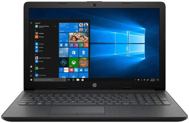 HP 15q-dy0004au (5JS20PA) Laptop (15.6 Inch   AMD Dual Core Ryzen 3   4 GB   Windows 10   1 TB HDD)