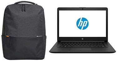 HP 14q-cs0009TU (5DZ92PA) Laptop (14 Inch | Core i3 7th Gen | 4 GB | DOS | 1 TB HDD)
