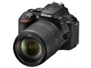 Nikon D5600 DSLR Camera (AF-S DX 18-140mm f/3.5-f/5.6G ED VR Kit Lens)