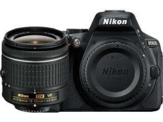 Nikon D5600 DSLR Camera (AF-P 18-55mm f/3.5-f/5.6G VR Kit Lens)