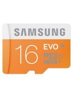 Samsung MB-MP16D 16GB Class 10 MicroSDHC Memory Card