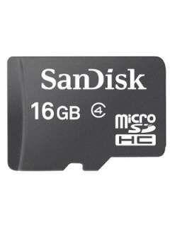 SanDisk SDSDQ-016G 16GB Class 4 MicroSDHC Memory Card