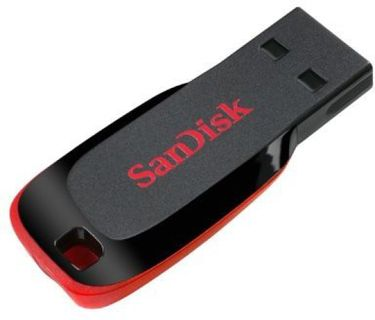 Sandisk Cruzer Blade 64GB Pen Drive