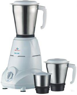 Bajaj REX 500W Mixer Grinder