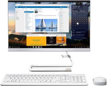 Lenovo A340-22IWL (F0EB004AIN) (Pentium Dual Core,4GB,1TB,Win 10) all-in-one Desktop