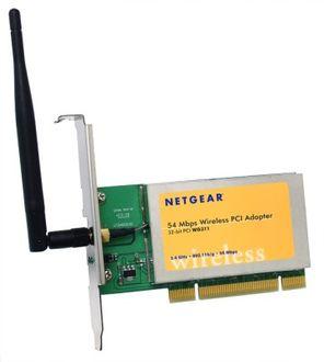 Netgear WG311 PCI Network Interface Card