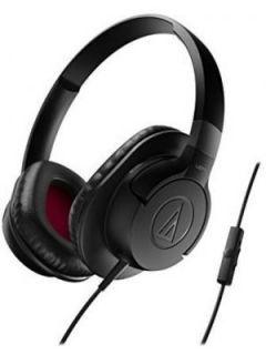 Audio Technica ATH-AX1iSBK Headphone